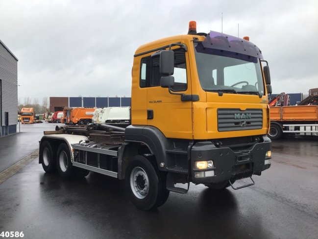 MAN  TGA 33.400 6x4 Manual Full steel (2)