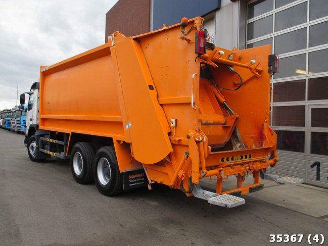 Volvo  FMX 370 6x4 EURO 3 NEW AND UNUSED! (2)