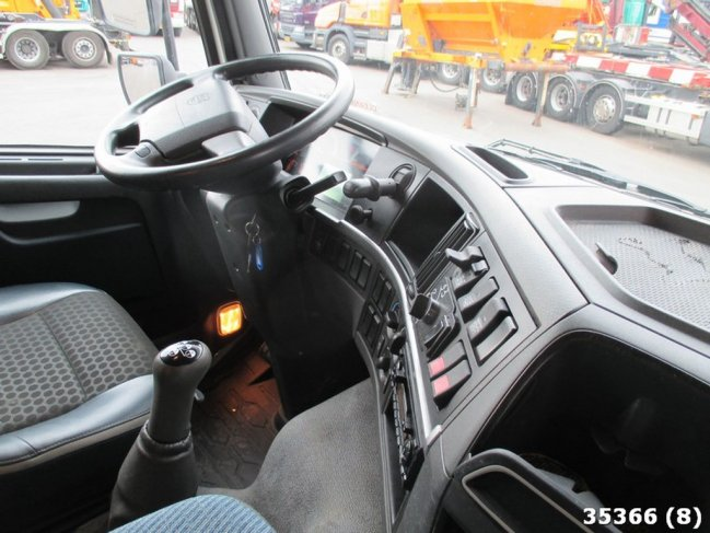 Volvo  FMX 370 6x4 EURO 3 NEW AND UNUSED! (6)