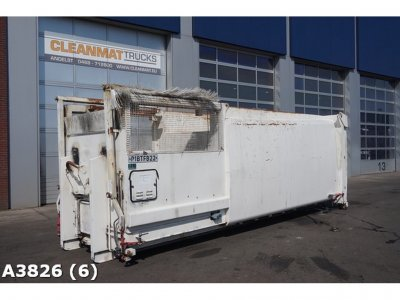 Kiggen 26m3 perscontainer