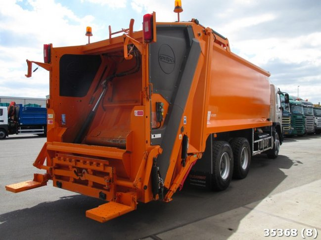 Volvo  FMX 370 6x4 EURO 3 NEW AND UNUSED! (4)