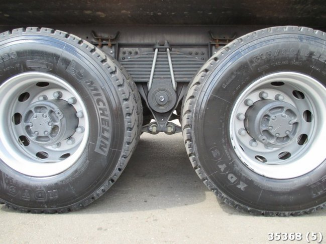 Volvo  FMX 370 6x4 EURO 3 NEW AND UNUSED! (8)