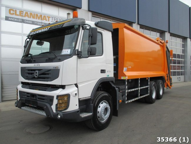 Volvo  FMX 370 6x4 EURO 3 NEW AND UNUSED! (0)