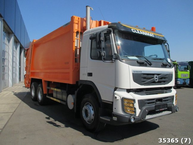 Volvo  FMX 370 6x4 EURO 3 NEW AND UNUSED (5)