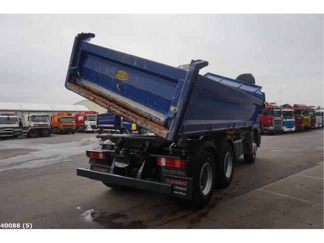 Mercedes-Benz  Actros 2636 6x4 Meiller EPS Full steel (2)