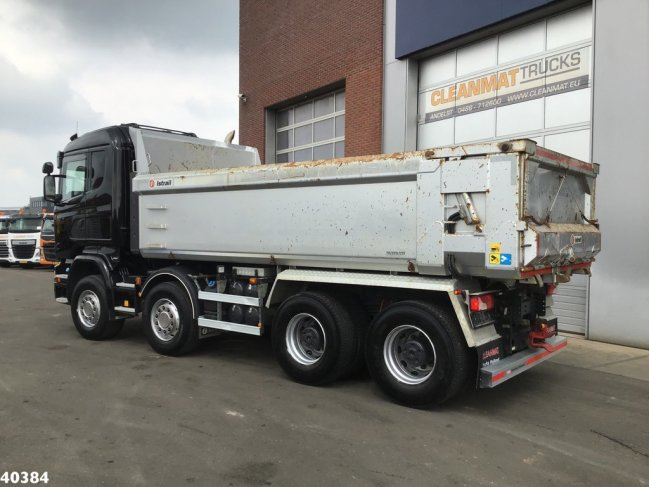 Scania  R 490 8x4 Euro 6 Full steel Retarder (3)
