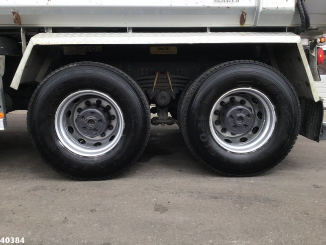Scania  R 490 8x4 Euro 6 Full steel Retarder (7)