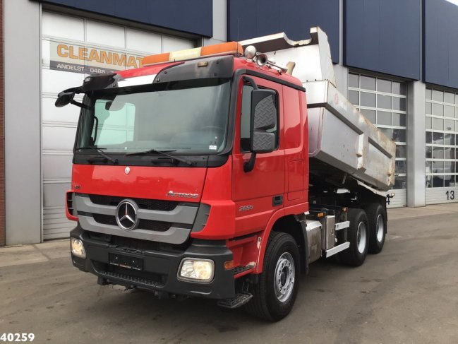 Mercedes-Benz  Actros 2655 V8 6x4 Retarder Full steel (0)