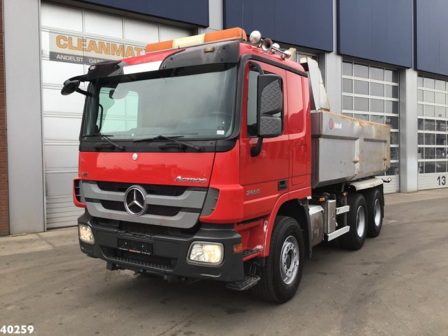 Mercedes-Benz  Actros 2655 V8 6x4 Retarder Full steel (2)