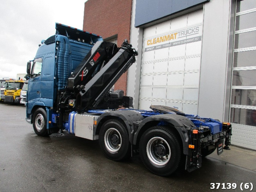 volvo fh 6x4 euro 5 hiab 47 ton meter kran stock clean mat trucks. Black Bedroom Furniture Sets. Home Design Ideas