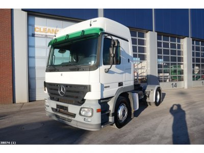 Mercedes-Benz Actros 1841 LS Voith retarder