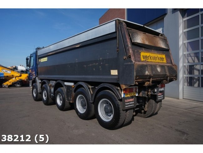 Mercedes-Benz  Actros 5044 10x8 Manual Steel Hyva 23m3 (1)