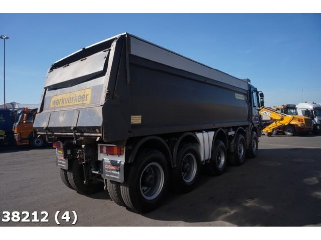 Mercedes-Benz  Actros 5044 10x8 Manual Steel Hyva 23m3 (2)