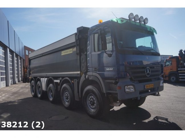 Mercedes-Benz  Actros 5044 10x8 Manual Steel Hyva 23m3 (3)