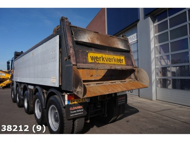 Mercedes-Benz  Actros 5044 10x8 Manual Steel Hyva 23m3 (5)