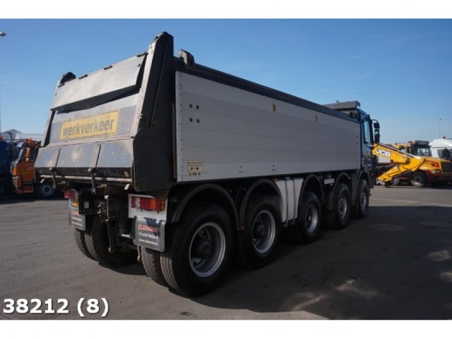 Mercedes-Benz  Actros 5044 10x8 Manual Steel Hyva 23m3 (8)