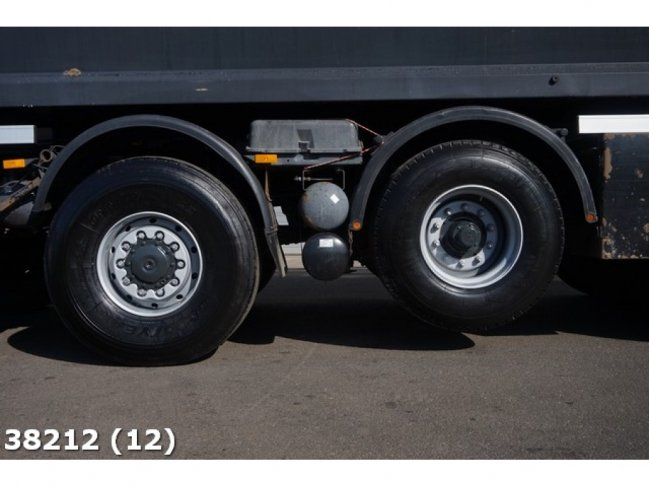 Mercedes-Benz  Actros 5044 10x8 Manual Steel Hyva 23m3 (10)