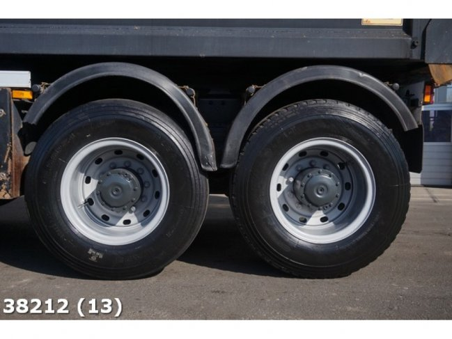 Mercedes-Benz  Actros 5044 10x8 Manual Steel Hyva 23m3 (11)