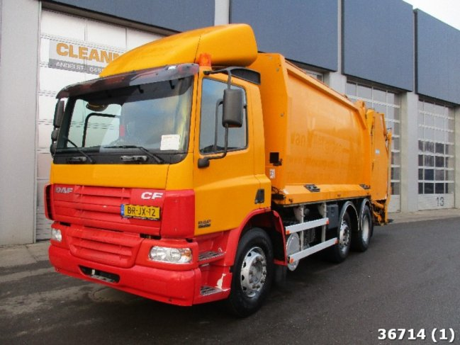 DAF  FAG 75 CF 250 Manual Gearbox (0)