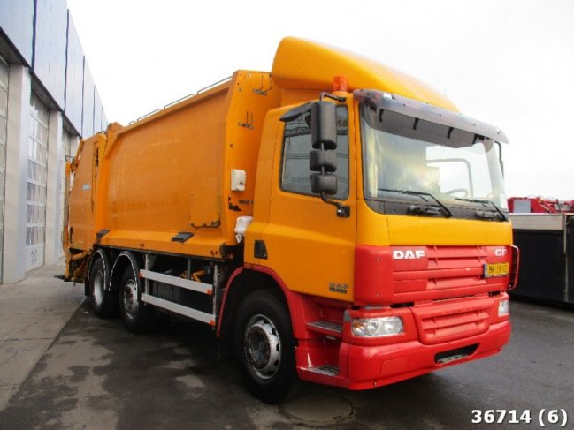 DAF  FAG 75 CF 250 Manual Gearbox (4)