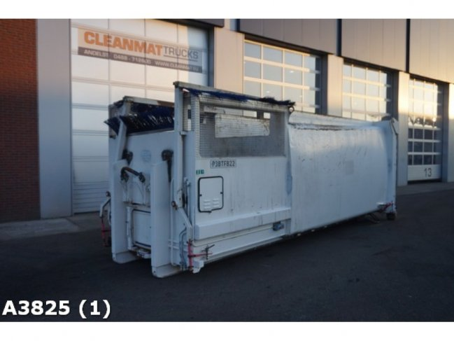 Kiggen 26m3 perscontainer   (0)