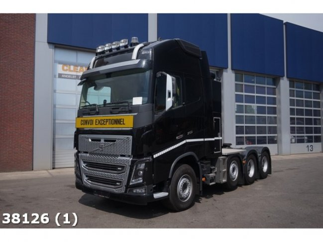 Volvo  FH 16.750 8x4 Euro 6 Retarder Tridem Pusher Heavy transport 170 TON (0)