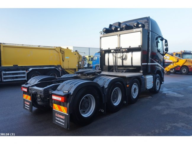 Volvo  FH 16.750 8x4 Euro 6 Retarder Tridem Pusher Heavy transport 170 TON (2)