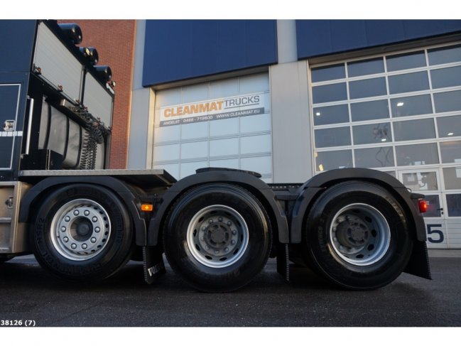 Volvo  FH 16.750 8x4 Euro 6 Retarder Tridem Pusher Heavy transport 170 TON (5)
